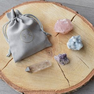 Mindful Crystal Set