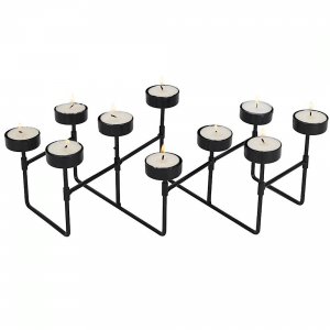Expandable Tea Light Holder